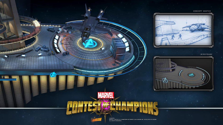 Marvel Contest of Champions: Avengers Tower