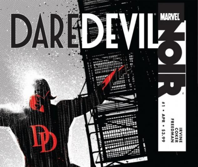 Daredevil Noir (2009) #1