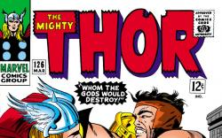 Thor (1966) #126