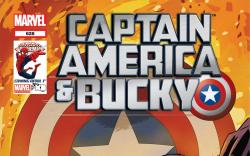 Captain America and Bucky (2011) #628