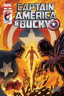 Captain America and Hawkeye (2011) #628