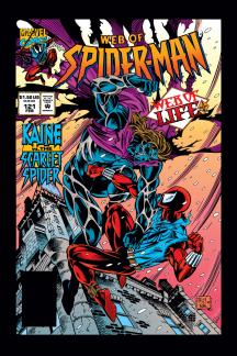 Web of Spider-Man (1985) #121