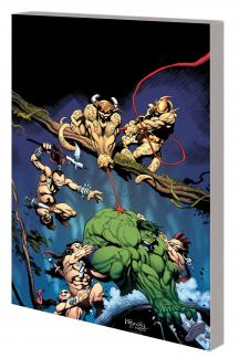Incredible Hulk: Crossroads (Trade Paperback)