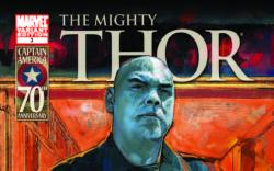 The Mighty Thor (2011) #3, I Am Captain America