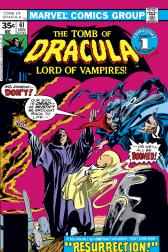 Tomb of Dracula #61 