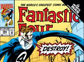 Fantastic Four (1961) #366 Cover