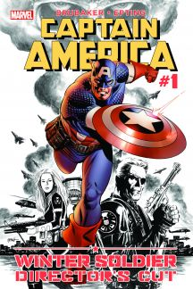Captain America: Winter Soldier Director's Cut #1