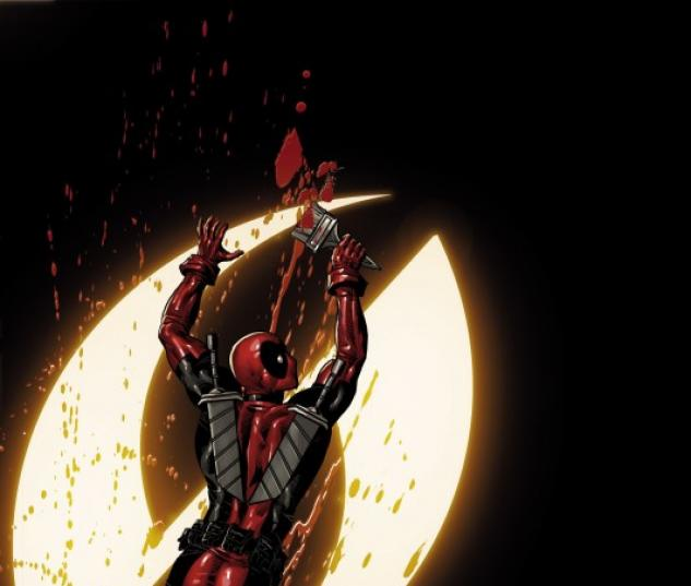 Dark Avengers (2009) #14 (DEADPOOL VARIANT)