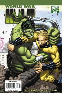World War Hulk #5  (John Romita Jr. Variant)