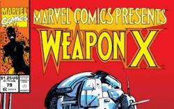 Marvel Comics Presents #79