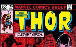 Thor (1966) #326