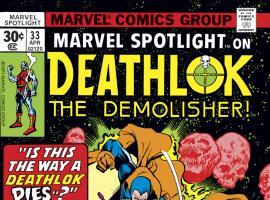 Marvel Spotlight (1971) #33 Cover
