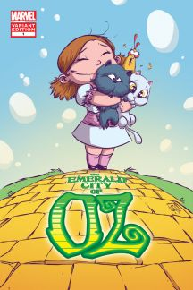 The Emerald City of Oz #1  (Young Variant)