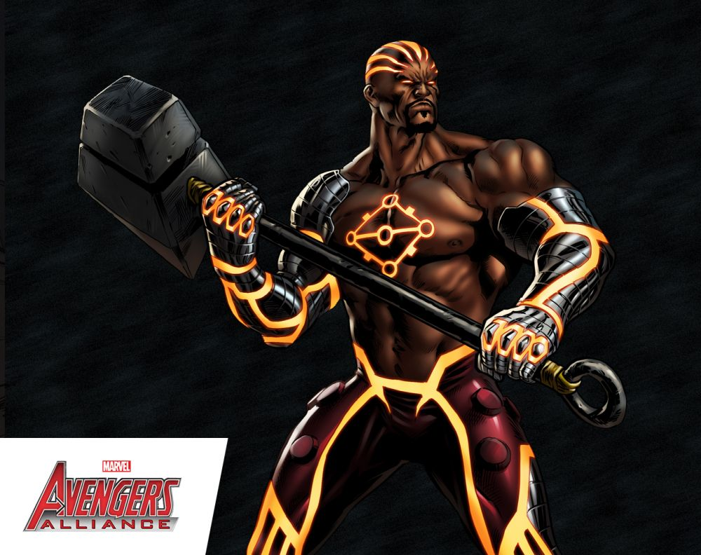 Go Inside Marvel: Avengers Alliance