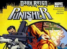 Punisher (2008) #1