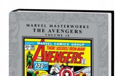 Marvel Masterworks: The Avengers Vol. 10 (Hardcover)
