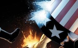 CAPTAIN AMERICA: REBORN #2 variant cover by John Cassaday