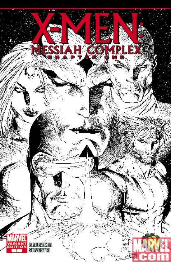 X-Men: Messiah CompleX One-Shot (Wizard World variant)