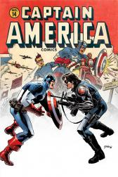 Captain America: Winter Soldier Vol. 2 (Trade Paperback)