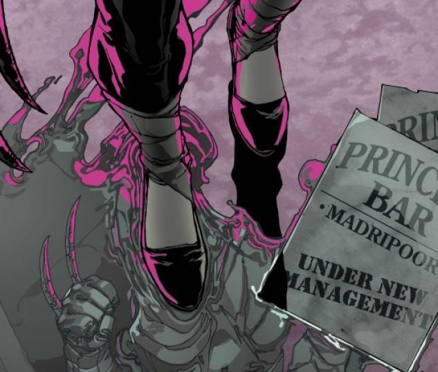 Daken: Dark Wolverine (2010) #5