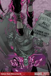 Daken: Dark Wolverine #5 