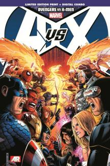 Avengers Vs. X-Men HC (Hardcover)