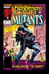 New Mutants (1983) #73 Cover