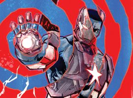 NYCC 2013: All-New Marvel NOW! Iron Patriot