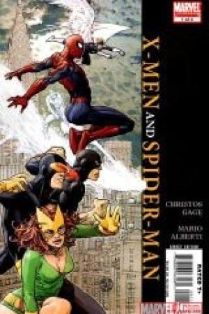 X-Men/Spider-Man (2008 - 2009) thumbnail