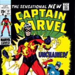 Captain Marvel (1968 - 1979)