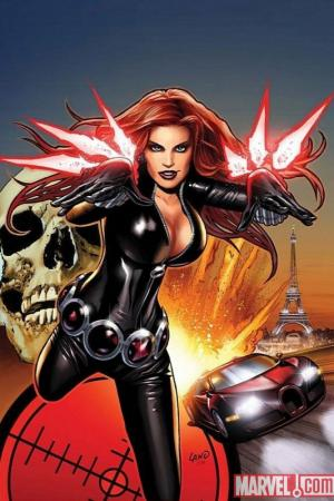Black Widow: Deadly Origin (2009 - 2010) thumbnail