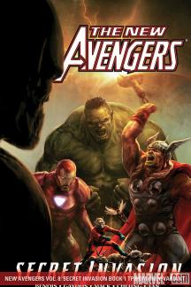 New Avengers Vol. 8: Secret Invasion Book 1 (Trade Paperback)