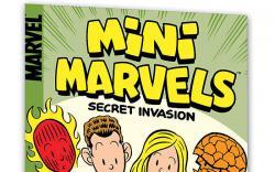 MINI MARVELS: SECRET INVASION DIGEST #0