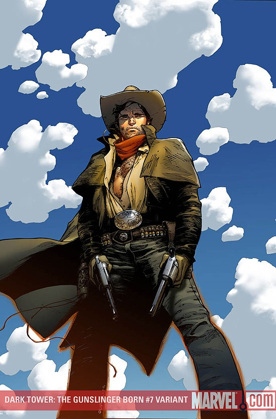 DARK TOWER: THE GUNSLINGER BORN #7