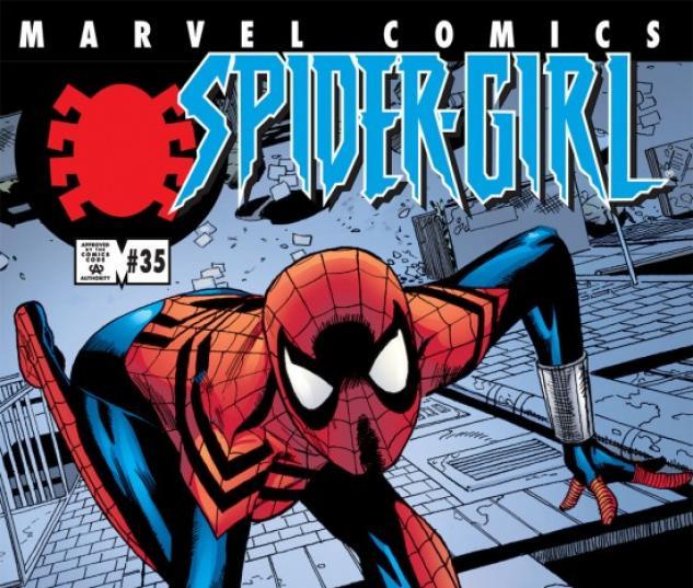 Spider-Girl (1998) #35