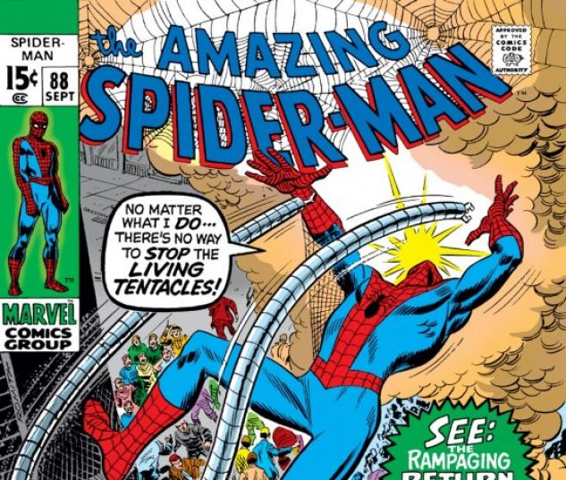 Amazing Spider-Man (1963) #88
