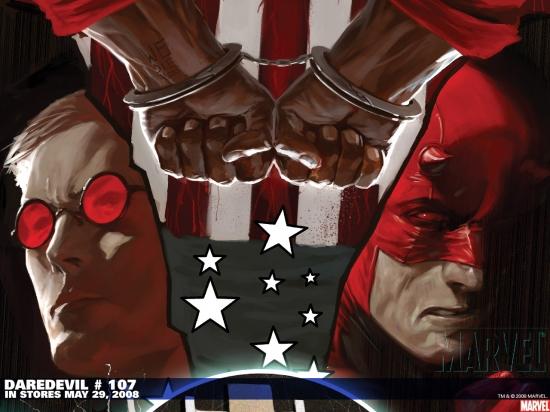 Daredevil (1964) #107 Wallpaper