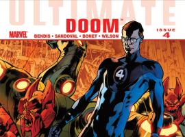 Ultimate Comics Doom (2010) #4