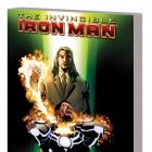 Invincible Iron Man Vol. 10 TPB Cover