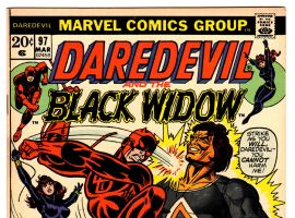 Daredevil (1963) #97 cover