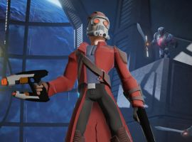 Disney Infinity: Marvel Super Heroes - Star-Lord