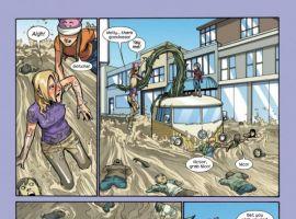 RUNAWAYS #9, page 6