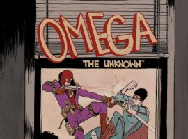 OMEGA: THE UNKNOWN PREMIERE HC VARIANT