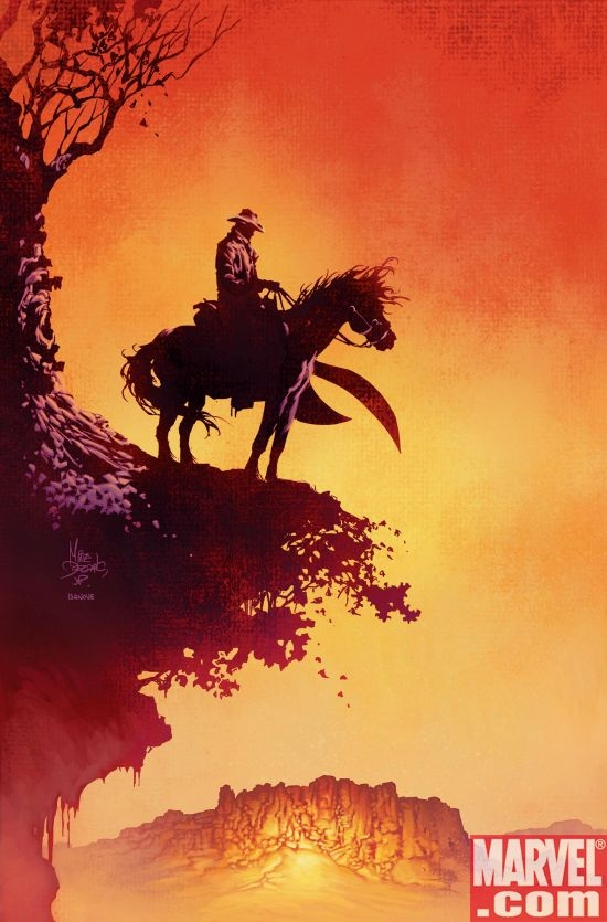 DARK TOWER: THE LONG ROAD HOME #1 variant cover by Mike Deodato