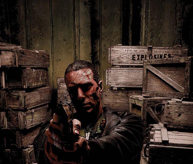Punisher (2004) #35