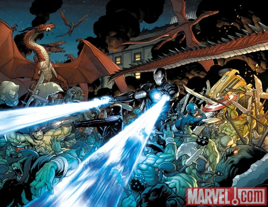 Image Featuring Captain America (Ultimate)