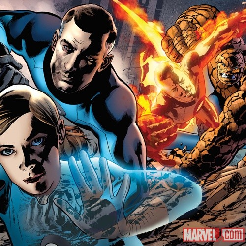 History of the Fantastic Four Part Six