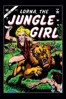 Lorna the Jungle Girl #7