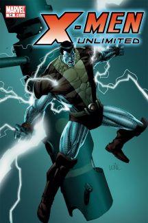 X-Men Unlimited #14