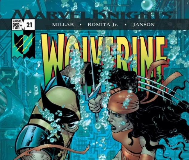 Wolverine #21
